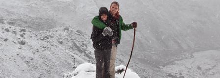 No Guts, No Glory: Our Machu Picchu Story